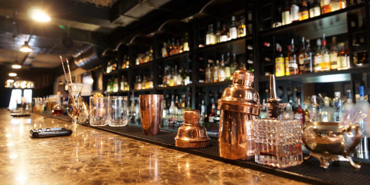 workstation barman, postazione cocktail, workstation bartender