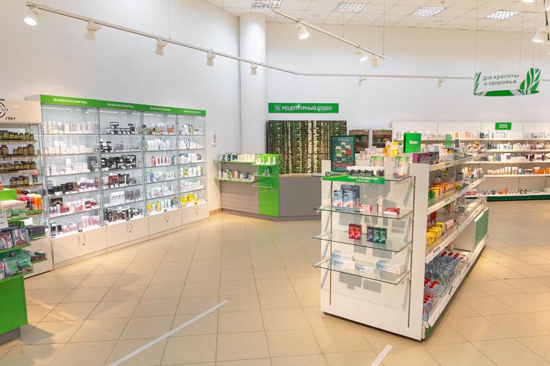 Come arredare una farmacia per creare un ambiente funzionale